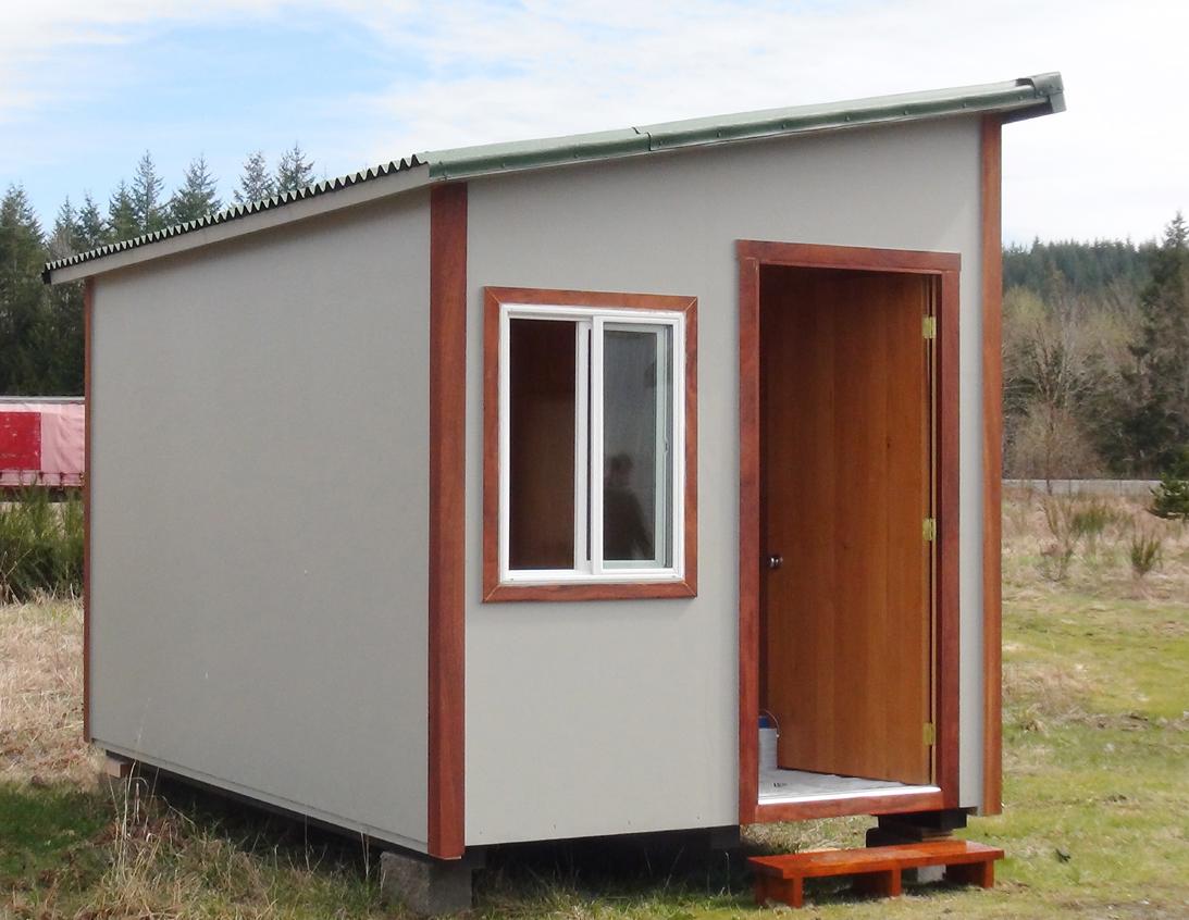 medium tiny house
